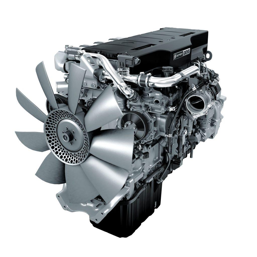 Freightliner engines mavin truck centre mercedes for Mercedes benz diesel truck engines